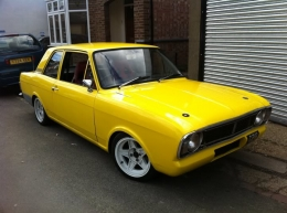 ford cortina mk2 four cylinder turbo muscle car build by xrt si. Black Bedroom Furniture Sets. Home Design Ideas