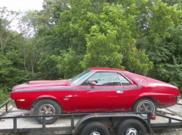390 AMX 4 Speed