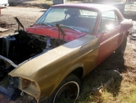 1968 Ford Mustang Muscle Car Build by Lthlwpn1968 Mustang Coupe Build