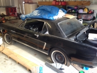 1968 Ford Mustang Coupe Muscle Car Build by TCStang1968 Mustang Coupe Build