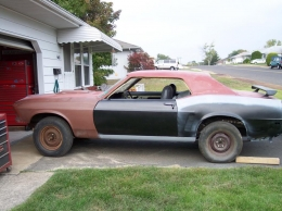 1969 ford mustang coupe muscle car build - 1969 Ford Mustang Coupe