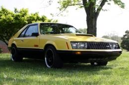 1979 ford mustang cobra muscle car by jsam. Black Bedroom Furniture Sets. Home Design Ideas