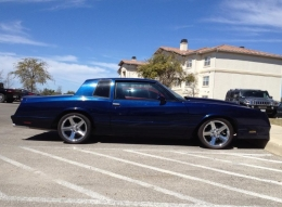 Chevrolet Monte Carlo SS Muscle Car Build by JAWSS